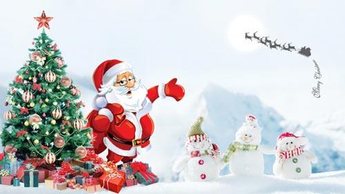 Ngày Noel được tính bắt đầu từ ngày 24/12 - 25/12 hàng năm theo lịch dương