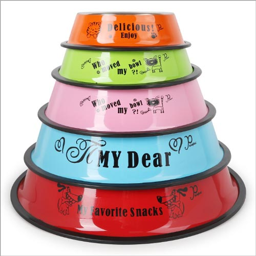 Mẫu bát ăn BABS20 bằng thép không rỉ có tính thẩm mỹ cao & cực bền màu