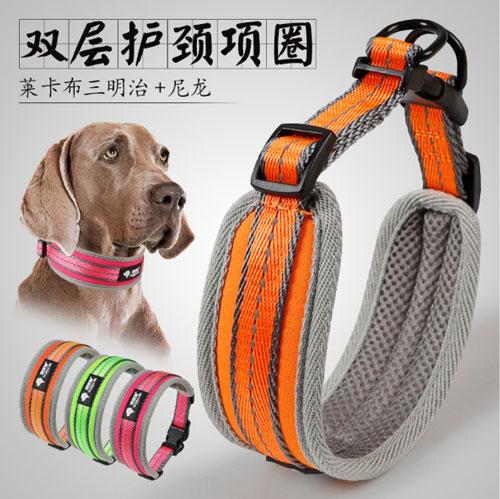 Mẫu vòng cổ này phù hợp sử dụng dành cho chó to