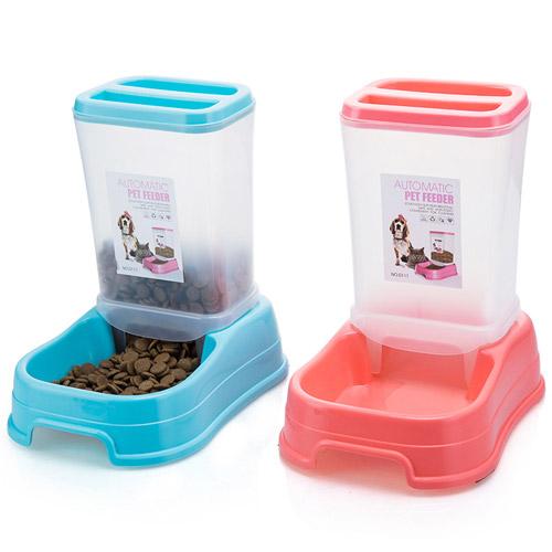 Bát ăn tự động giúp thức ăn cho chó mèo luôn được sạch sẽ